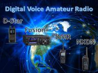 Digital voice amateur modes